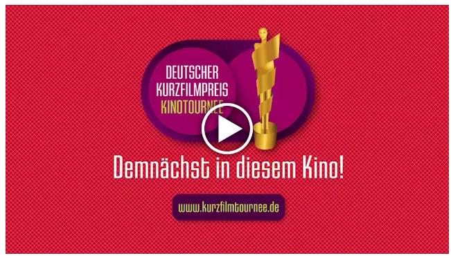 Deutscher Kurzfilmpreis 2012 unterwegs